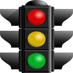 traffic lights in australia
